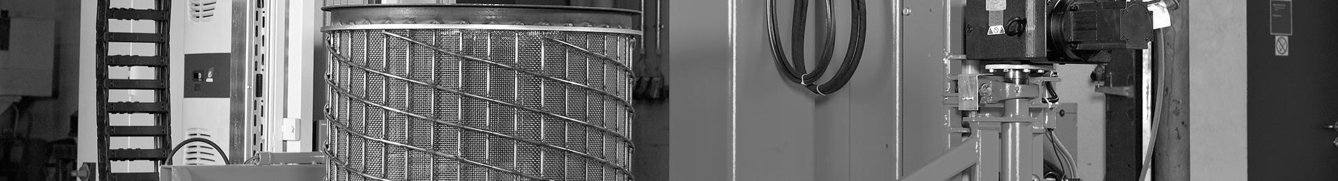 Exzellente Ergebnisse: Beschichtungsanlagen für Schüttgut_Headerbild