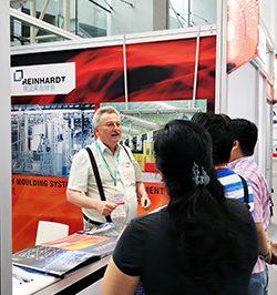 Chinaplas 2019 Reinhardt GmbH