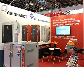 K 2019 Reinhardt GmbH Halle 12 Stand D35