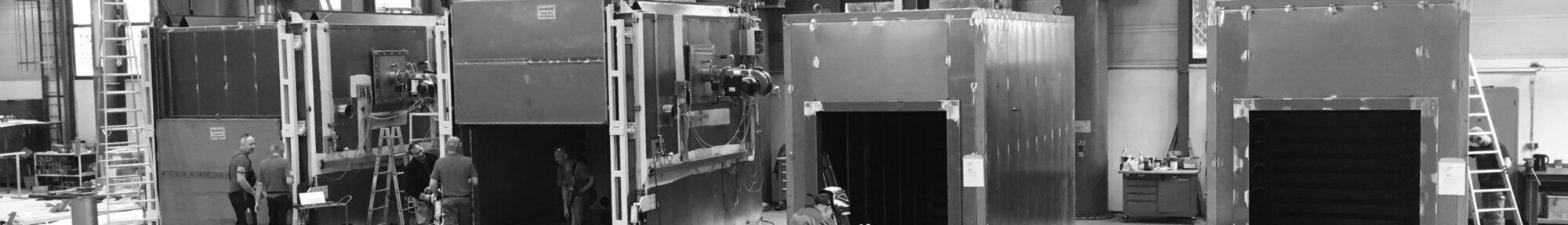 满足您需求的解决方案: 650摄氏度以内的工业炉_Headerbild
