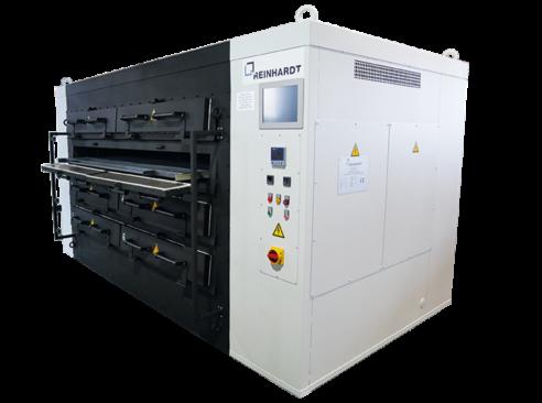 Industrial oven Reinhardt