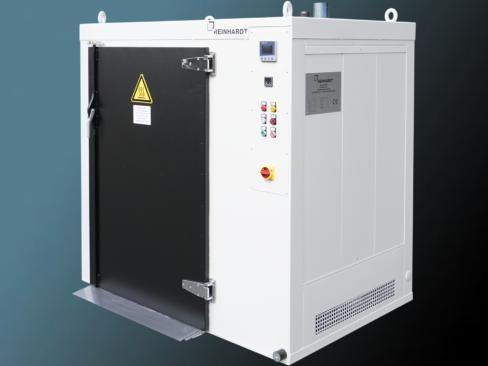 Standard industrial furnaces