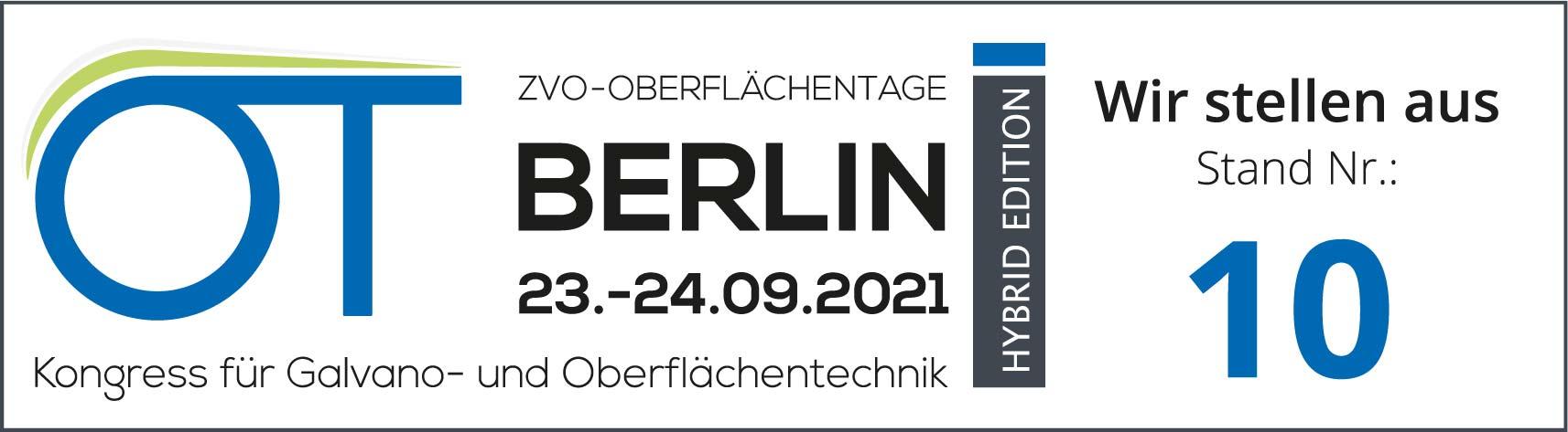 ZVO Berlin 2021 Reinhardt